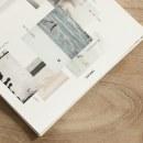 Libro Scher - Recopilación de proyectos realizados en el Posgrado de Diseño y dirección de arte. . Um projeto de Design, Design editorial e Design gráfico de paula garcés - 25.03.2014
