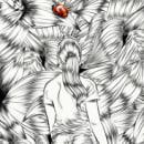 Girls B&W. Un proyecto de Ilustración de Iván Delgado - 05.02.2014