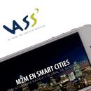 Díptico VASS | Smart Cities. Um projeto de Design e Design gráfico de Leo Tabares de Nava - 15.04.2014