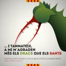 Sant Jordi 2014. Um projeto de Design gráfico e Ilustração de lluís bertrans bufí - 22.04.2014