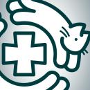 Clínica Veterinaria Ronda Sur. Un progetto di Br, ing e identità di marca, Illustrazione , e Graphic Design di kike + quino - 22.04.2014