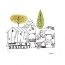 Módulos. Um projeto de Ilustração de Iván R - 27.04.2014