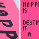 fold type. Um projeto de Design gráfico e Tipografia de marion - 20.09.2013