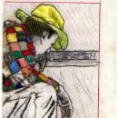 Monotypes / Monotipos (impresion digital). Un proyecto de Bellas Artes de FELIPE BARRAGAN - 17.02.2014