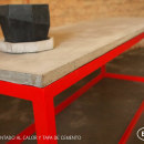 Mesas en Concreto -  Bara Diseño - ARG. Um projeto de Design, Design de acessórios, Arquitetura, Artesanato, Design de móveis, Arquitetura de interiores e Design de interiores de baradesign - 02.06.2014