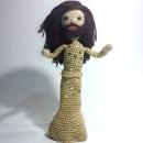 Conchita Wurst. Um projeto de Artesanato, Design e Design de brinquedos de Carmen Luque - 03.06.2014