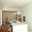 Proyecto reforma ático Valencia. Un proyecto de Arquitectura de Isabel Roger Sánchez - 08.06.2014