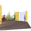 Proyecto reforma terraza. Un proyecto de Paisajismo de Isabel Roger Sánchez - 08.06.2014