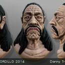 Machete. Un proyecto de 3D de Daniel F. R. Gordillo - 08.06.2014