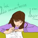 Algunas cositas tontas para empezar.. Um projeto de Ilustração de alezheia - 10.06.2014