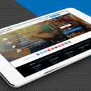 Adaptación Web Responsive Design para Ipad (Guía de ocio nocturno). Um projeto de Design, Publicidade, UI / UX, Design gráfico e Web design de Raphaella Contreiro - 29.06.2014