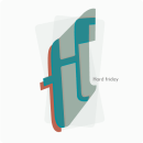 Hard Friday. Tipografía. Um projeto de Design e Tipografia de Verónica Moreno - 13.07.2014