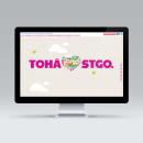 Web Carolina Tohá. Un proyecto de Diseño, Ilustración, Diseño gráfico, Diseño Web y Desarrollo Web de Julio Valdés Boccardo - 21.07.2014