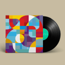 Color Cover. Un progetto di Illustrazione, Musica e audio , e Graphic Design di Óscar Treviño - 01.08.2014