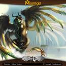 Portfolio Moonga TCG (Ilustraciones). Um projeto de Ilustração, Design de personagens e Artes plásticas de Nahuel Ventura - 06.08.2014