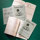 """quattro idcp - Cuadernillo Rubio. Un proyecto de Marketing y Publicidad de quattro idcp Agencia de Publicidad Integral. Creatividad y mucho """"sentidiño"""". - 13.08.2008"""