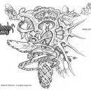 Medievales. Un projet de Illustration, Direction artistique, Character Design , et Écriture de PeGGO - 18.08.2014