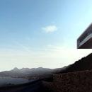 House on the Cliff based on Fran Silvestre. Un proyecto de Arquitectura de Lemons Bucket CB - 21.08.2014