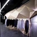 Lurdes Bergada & Syngman Cucala Barcelona Store. Un proyecto de Dirección de arte, Diseño de muebles, Arquitectura interior y Diseño de interiores de Eric Dufourd - 04.09.2009
