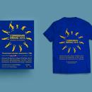 Poster and Tshirt Design. Um projeto de Design, Design de acessórios e Design gráfico de Estel Martínez Masó - 23.07.2014