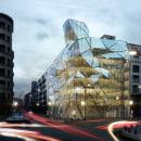 Sede Sanidad Bilbao. Un proyecto de Arquitectura, 3D y Postproducción de Lemons Bucket CB - 15.10.2014