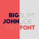 Big John / Slim Joe - Gratis. A Motion Graphics, Graphic Design, T, and pograph project by Ion Lucin - 09.30.2014
