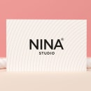 Nina Studio. Un proyecto de Br e ing e Identidad de Lluc Llobell - 30.11.2014