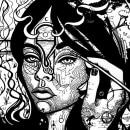 Immerse. Un projet de Illustration, Beaux Arts , et Sérigraphie de Maru Stahl - 10.01.2015