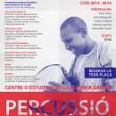 Centre D'Estudis Musicals Maria Grever. Um projeto de Design, Publicidade, Música e Áudio, Br, ing e Identidade, Consultoria criativa, Gestão de design e Design gráfico de Olea Estudio - 18.09.2014