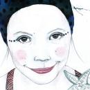 Retratos: Maria. Um projeto de Ilustração de Laura Bustos - 01.02.2015