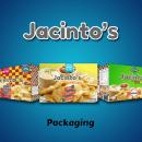 """Packaging  """"Jacintos"""" Pirogies . Um projeto de Design, Design gráfico, Packaging, Design de produtos e Comic de ZeusDesing - 03.02.2015"""