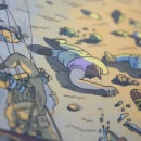 Migas#6. Um projeto de Ilustração, Direção de arte e Comic de Álvaro Samaniego - 03.02.2015