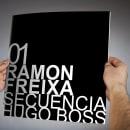 Hugo Boss - Recetario by Ramón Freixa. Um projeto de Direção de arte e Design editorial de Diego Mazzeo - 04.02.2015