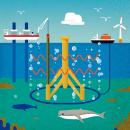 Ilustración 2014: Prensa y editorial. Un proyecto de Ilustración y Dirección de arte de Leandro Alzate - 06.02.2015