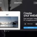 Home Zeendo. Un proyecto de Desarrollo Web de Alejandro - 06.02.2015