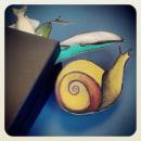 Workshops # 2  'Una caja de cuentos'. Un proyecto de Ilustración, Animación, Artesanía, Educación, Bellas Artes y Pintura de Verónica Leonetti - 07.12.2014