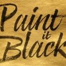 Paint it Black - Caligrafía con Pincel. Um projeto de Caligrafia de Julio Rodríguez - 09.02.2015