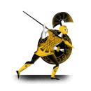Greeks. A Illustration project by Raquel Jove - 25.02.2015