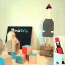 Objetos. Um projeto de Design de personagens, Artesanato, Artes plásticas e Design de brinquedos de María Zeta - 02.08.2014
