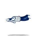 ¿Qué hace un hombre con una sardina en la cabeza?. Um projeto de Ilustração de Raúl Nieto Guridi - 02.03.2015