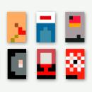 MOVIE PXTERS Vol. 1. A Kino und Design project by Eneko Palencia - 08.03.2015