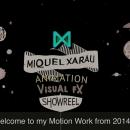 Miquel Xarau - Demoreel 2014. A Motion Graphics, Animation, Art Direction, and Graphic Design project by Miquel Xarau García - 12.31.2014