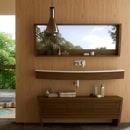 Infografía baño suite. Un proyecto de Diseño, 3D, Diseño de muebles, Diseño de interiores, Postproducción y Diseño de producto de Andrés Tarazona - 31.08.2014