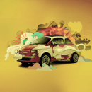 Fiat &IdeaFixa. A Design & Illustration project by Elvis Benício - 11.25.2013