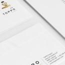 TOPPO Import. Un proyecto de Br e ing e Identidad de Armando Silvestre Ayala - 10.04.2015