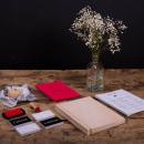 Cafetería Lumar. Un proyecto de Dirección de arte, Br, ing e Identidad y Diseño gráfico de Mariano Fiore - 01.05.2015