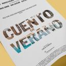 Cuento de Verano. Un proyecto de Dirección de arte, Diseño gráfico y Cine de Mariano Fiore - 14.05.2015