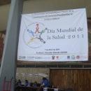 Día Mundial de la Salud 2011. Un proyecto de Educación de Mónica Moreno - 17.05.2015