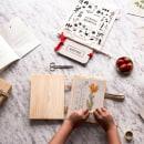 Flower Press Kit. Un proyecto de Artesanía y Diseño de producto de Fábrica de Texturas - 17.05.2015
