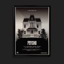 Psycho. Un progetto di Cinema e Illustrazione di Eric Veiga Gullon - 17.05.2015